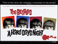 "Movie Posters:Rock and Roll, A Hard Day's Night (Miramax International, R-2000). Rolled, Very Fine/Near Mint. British Quad (30"" X 40"") DS. Rock and Roll...."