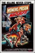 """Movie Posters:Exploitation, Women's Prison Massacre (Unistar, 1985). Rolled, Overall: Very Fine+. One Sheets (14) Identical (27"""" X 41""""). Exploitation.. ... (Total: 14 Items)"""