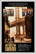"""Movie Posters:Crime, Once Upon a Time in America (Warner Brothers, 1984). Folded, Very Fine+. One Sheet (27"""" X 41""""). Crime.. ..."""