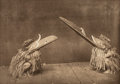 Photographs:Photogravure, Edward Sheriff Curtis (American, 1868-1952). The North American Indian, Portfolio 10 (Complete with 36 works), 1914. Pho...