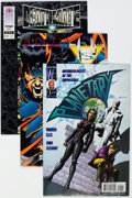 Modern Age (1980-Present):Miscellaneous, Modern Age Comics Group of 8 (Various Publishers, 1990s-2000s) Condition: Average NM.... (Total: 8 Comic Books)