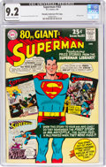 Silver Age (1956-1969):Superhero, Superman #183 Murphy Anderson File Copy (DC, 1966) CGC NM- 9.2 Off-white to white pages....