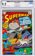 Silver Age (1956-1969):Superhero, Superman #189 Murphy Anderson File Copy (DC, 1966) CGC NM- 9.2 White pages....