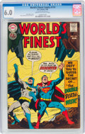 Silver Age (1956-1969):Superhero, World's Finest Comics #174 (DC, 1968) CGC FN 6.0 Cream to off-white pages....