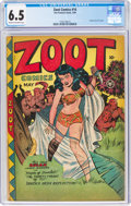 Golden Age (1938-1955):Adventure, Zoot Comics #14 May Edition (Fox Features Syndicate, 1948) CGC FN+ 6.5 Cream to off-white pages....