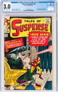 Silver Age (1956-1969):Superhero, Tales of Suspense #50 (Marvel, 1964) CGC GD/VG 3.0 Off-white to white pages....