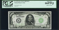 Small Size:Federal Reserve Notes, Fr. 2211-K $1,000 1934 Federal Reserve Note. PCGS Gem New 66PPQ.. ...