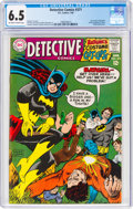 Silver Age (1956-1969):Superhero, Detective Comics #371 (DC, 1968) CGC FN+ 6.5 Off-white to white pages....