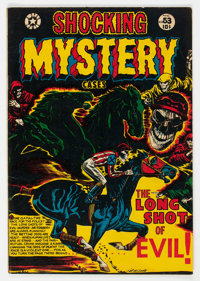 Shocking Mystery Cases #53 (Star Publications, 1953) Condition: VG