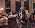 Photographs:Chromogenic, Steven Meisel (American, b. 1954). Untitled XIII, from Four Days in LA: The Versace Pictures, 2000. Dye coupler. 47-...