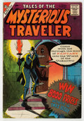 Silver Age (1956-1969):Horror, Tales of the Mysterious Traveler #12 (Charlton, 1959) Condition: VG/FN....