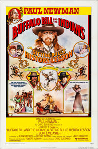 Buffalo Bill and the Indians, or Sitting Bull's History Lesson & Other Lot (United Artists, 1976). Folded, Very...