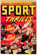 Golden Age (1938-1955):Miscellaneous, Sport Thrills (Accepted Reprint) #12 (Star Publications, 1951) Condition: FN/VF....
