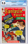 Silver Age (1956-1969):Superhero, Fantastic Four #22 (Marvel, 1964) CGC VF/NM 9.0 Off-white to white pages....