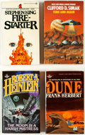 Books:Vintage Paperbacks, Assorted Vintage Fantasy and Science Fiction Paperbacks Box Lot (Various, 1960s-90s).... (Total: 3 Box Lots)