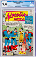 Silver Age (1956-1969):Superhero, Adventure Comics #294 (DC, 1962) CGC NM 9.4 White pages....