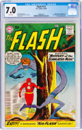 Silver Age (1956-1969):Superhero, The Flash #112 (DC, 1960) CGC FN/VF 7.0 White pages....
