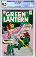 Silver Age (1956-1969):Superhero, Green Lantern #2 (DC, 1960) CGC VF+ 8.5 Off-white to white...