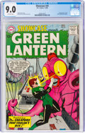 Silver Age (1956-1969):Superhero, Showcase #24 Green Lantern (DC, 1960) CGC VF/NM 9.0 Off-white pages....