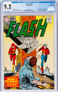 Silver Age (1956-1969):Superhero, The Flash #123 (DC, 1961) CGC NM- 9.2 Off-white to white pages....