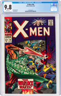 Silver Age (1956-1969):Superhero, X-Men #30 (Marvel, 1967) CGC NM/MT 9.8 White pages....