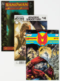 Modern Age (1980-Present):Miscellaneous, Modern Age Comics Group of 3 (Various Publishers, 1988-2014).... (Total: 3 Comic Books)