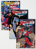 Modern Age (1980-Present):Superhero, Harley Quinn Group of 12 (DC, 2000-03) Condition: Average NM-.... (Total: 12 Comic Books)