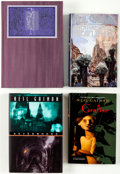 Books:Signed Editions, Neil Gaiman Signed Editions Group of 8 (Various Publishers, 1990s-2000s).... (Total: 8 Items)