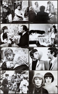 "Movie Posters:Foreign, The Bride Wore Black (Lopert, 1968). Very Fine. Photos (23) (8"" X 10""). Foreign.. ... (Total: 23 Items)"