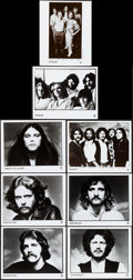 """Movie Posters:Rock and Roll, The Eagles (Asylum, 1979). Very Fine+. Photos (8) (8"""" X 10"""") Brian King and Lorrie Sullivan Photography. Rock and Roll.. ... (Total: 8 Items)"""
