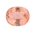 Gems:Faceted, Gemstone: Morganite - 30.42 Cts.. Mozambique. ...