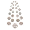 Gems:Faceted, Gemstones: Quartz Set - 438.59 TCW. Brazil. ...