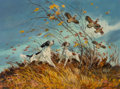 Paintings, Walter Martin Baumhofer (American, 1904-1987). Windy Point, 1964. Oil on canvas. 31 x 42 inches (78.7 x 106.7 cm). Signe...