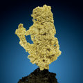 Crystallized Gold Round Mountain Mine, Round Mountain Round Mountain Mining District Toquima Range, Nye Co. Nevada, US...