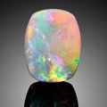 Gems:Faceted, Gemstone: Opal - 34.24 Cts.. Ethiopia. ...