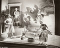 Photographs:Gelatin Silver, Worsinger Photo (20th Century)A Group of On...
