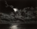 Photographs:Gelatin Silver, Wynn Bullock (American, 1902-1975). Seascape, 1955. Gelatin silver, printed later. 7-1/2 x 9-1/2 inches (19.1 x 24.1 cm)...