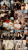 """Movie Posters:Action, Earthquake (CIC, 1974). Very Fine/Near Mint. British Front of House Lobby Cards (19) (8.25"""" X 11.5""""). Action.. ... (Total: 19 Items)"""
