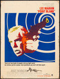 "Movie Posters:Crime, Point Blank (MGM, 1967). Rolled, Fine+. Poster (30"" X 40""). Crime.. ..."