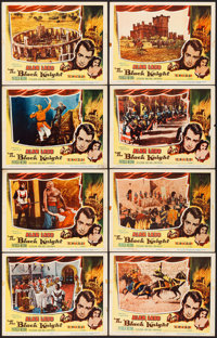 """The Black Knight (Columbia, 1954). Fine/Very Fine. Lobby Card Set of 8 (11"""" X 14""""). Adventure. ... (Total: 8 I..."""