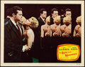 """Movie Posters:Film Noir, The Lady from Shanghai (Columbia, 1947). Very Fine. Lobby Card (11"""" X 14"""").. ..."""