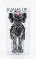 Collectible:Contemporary, KAWS (b. 1974). BFF (Black), 2017. Painted cast vinyl. 13-1/2 x 5 x 3-1/2 inches (34.3 x 12.7 x 8.9 cm). Open Edition. S...