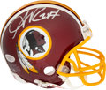 Football Collectibles:Others, 2000's Sean Taylor Signed Washington Redskins Mini Helmet. ...