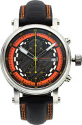 "Timepieces:Wristwatch, Martin Braun Grand Prix Limited Edition ""Spider"" Chronograph. ..."
