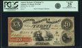 Augusta, GA - Augusta Insurance and Banking Co. $20 Oct. 10, 1853 GA-35 G38a PCGS Apparent Very Fine 25