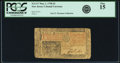 Colonial Notes:New Jersey, New Jersey May 1, 1758 3 Pounds Fr. NJ-117 PCGS Fine 15.. ...