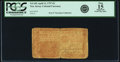 Colonial Notes:New Jersey, New Jersey April 12, 1757 3 Pounds Fr. NJ-103 PCGS Apparent Fine 15.. ...
