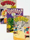 Silver Age (1956-1969):Superhero, Superboy Group of 12 (DC, 1960-65) Condition: Average VG-.... (Total: 12 Comic Books)