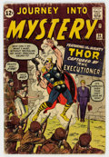 Silver Age (1956-1969):Superhero, Journey Into Mystery #84 (Marvel, 1962) Condition: FR....