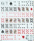 Prints & Multiples:Contemporary, Timothy Curtis (20th century). Bicycle Playing Cards, 2018. Ink jet in colors on paper. 26-5/8 x 21-7/8 inches (67.6 x 5...